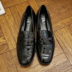 ZARA loafers